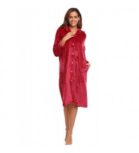 Luxilooks Terry Cotton Robe Turkish Terry Kimono Spa Bathrobe