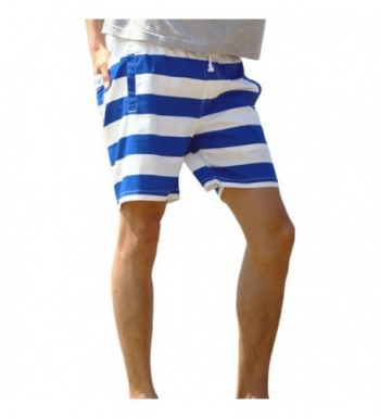 SAFS Casual Cotton Striped Trunks