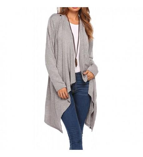 SimpleFun Knitted Cardigan Sweater Outwear