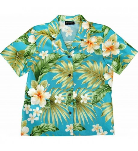 RJC Womens Bloom Tropical Shirt