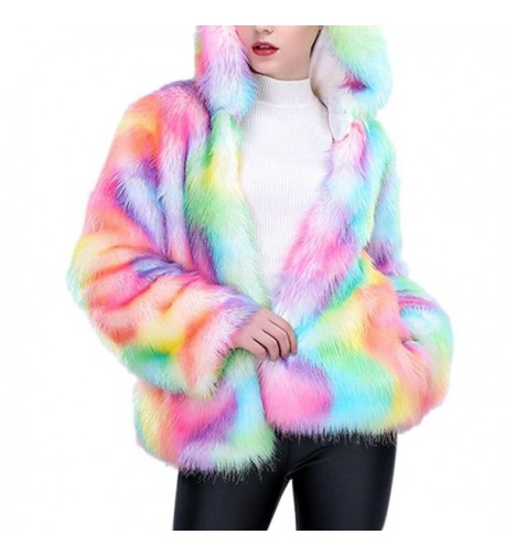 Zerorun Womens Sleeve Outwear Rainbow