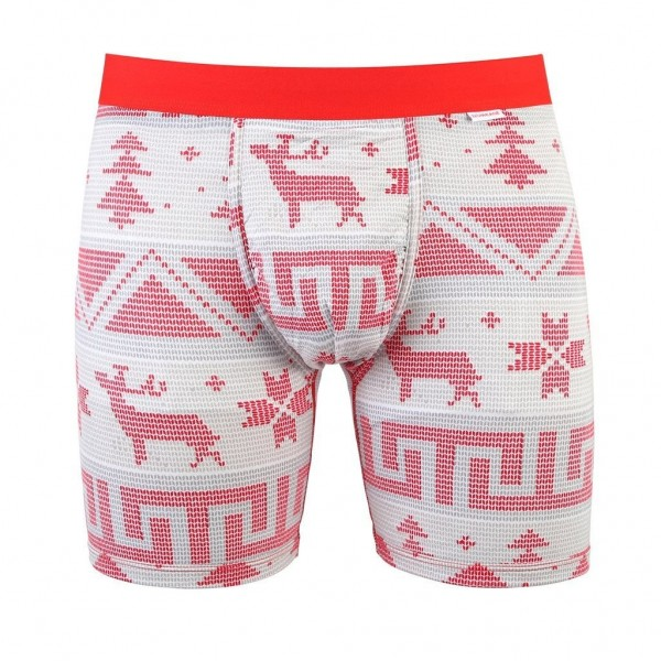 MyPakage Weekday Boxer Brief Reindeer