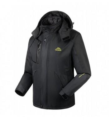 4HOW Jacket Sport Men Black
