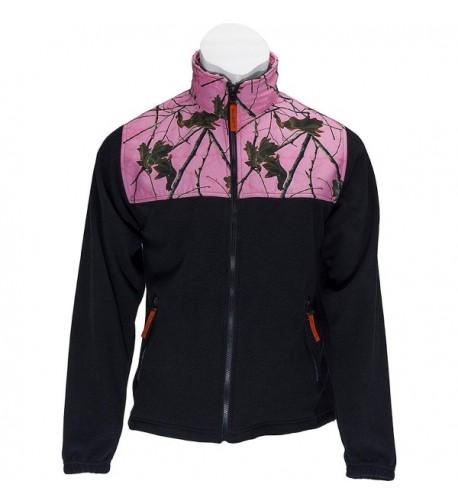 Trail Crest Womens Fleece Jacket
