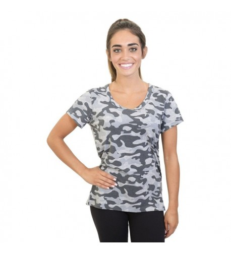 Layer Womens Ladies Sleeves Camouflage