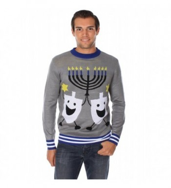 Discount Men's Pullover Sweaters
