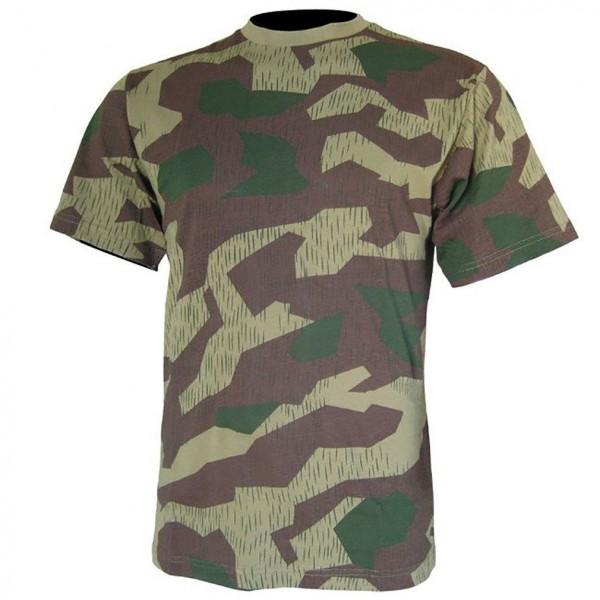 Mil Tec T shirt Splinter size XL