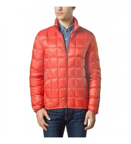 XPOSURZONE Packable Quilted Lightweight Blazing