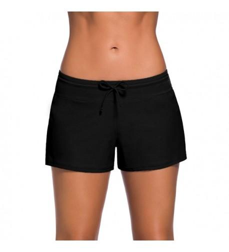 Satinior Swimsuit Tankini Boardshort Swimwear