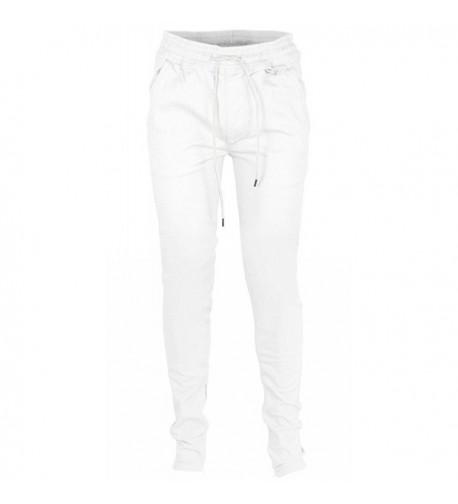 Reveal Basic Twill Jogger Pants