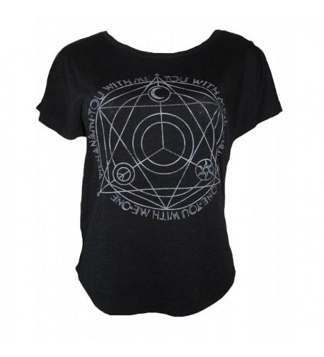 Buddys USA Juniors Pentagram Charcoal
