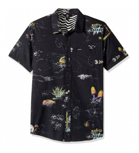 Volcom Vacancy Short Sleeve Shirt