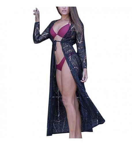 ALLureLove Womens Swimsuit Swimwear C black