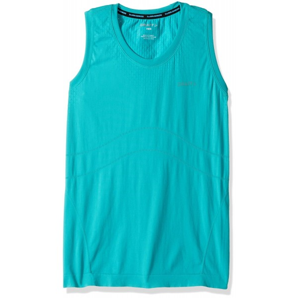 Craft Run Apparel Seamless Singlet