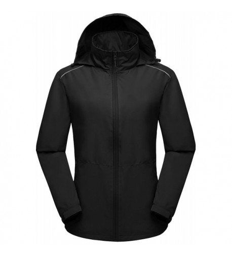 Wantdo Womens Jacket Lightweight Windbreaker