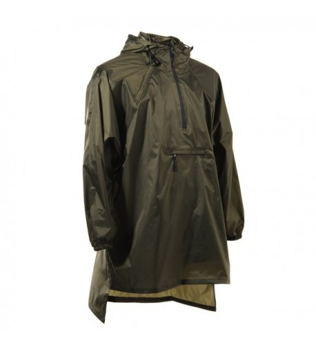 4ucycling Weight Raincoat Outdoor Army Green