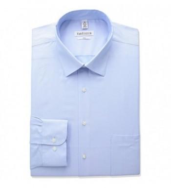 Van Heusen Herringbone Spread Collar