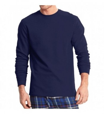 Men Spring Thermals 3XL Navy
