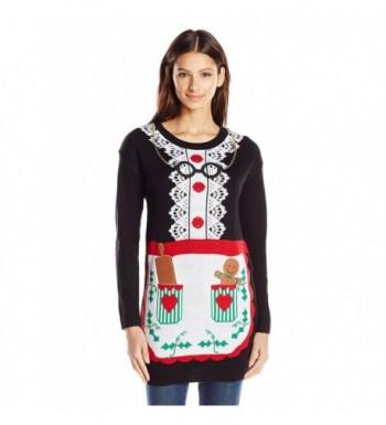 Allison Brittney Womens Christmas Sweater