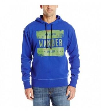 Life Wander Stripe Hoodie XX Large