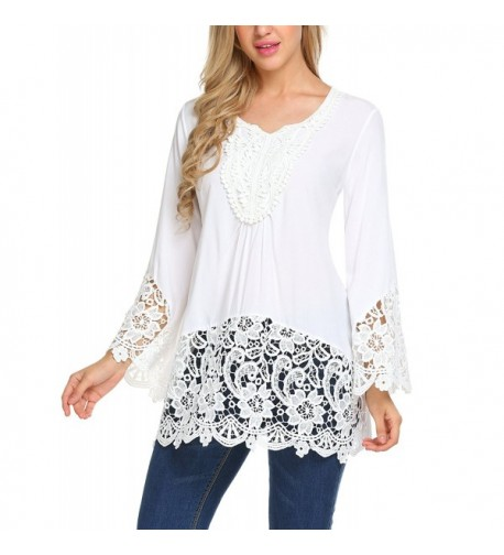 Soteer Womens Sleeve Patchwork Floral