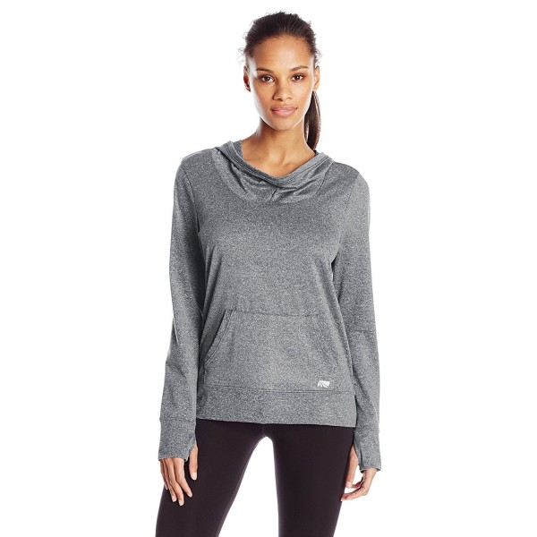 Marika Womens Pounce Hoodie Heather