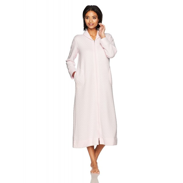 Carole Hochman Womens Quilted Robe