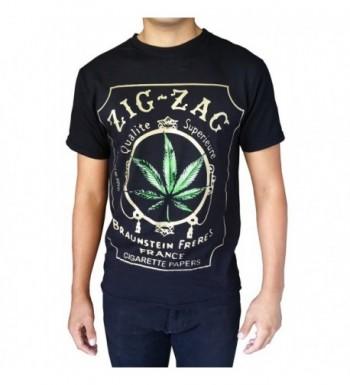 Gs eagle Printed Marijuana Cigarette T Shirts