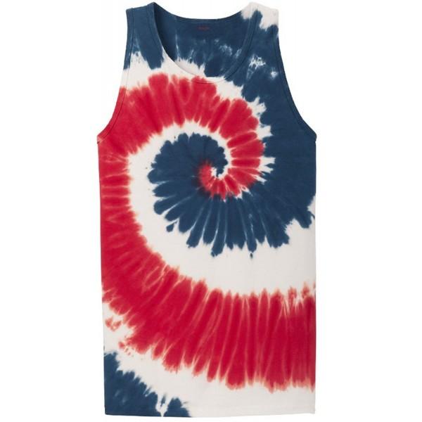 Koloa Surf Colorful Tie Dye Top USA L