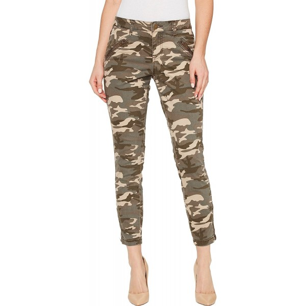 Jag Jeans Womens Printed Zippers
