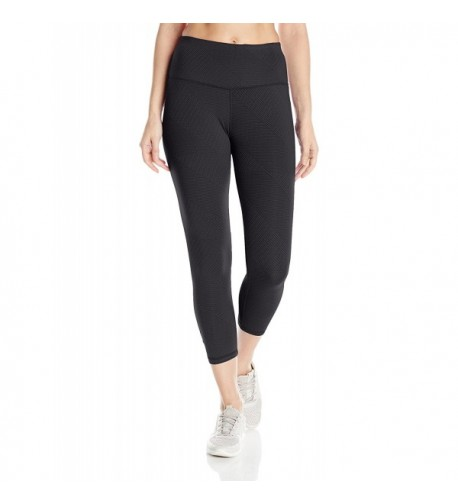 prAna Womens Misty Capri Black