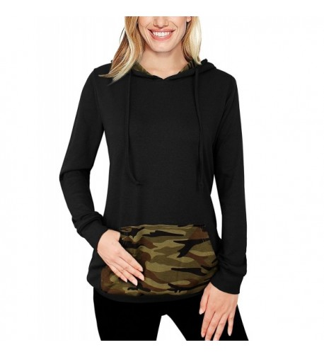 Youtalia Sweatshirt Fleece Lightweight Sleeve
