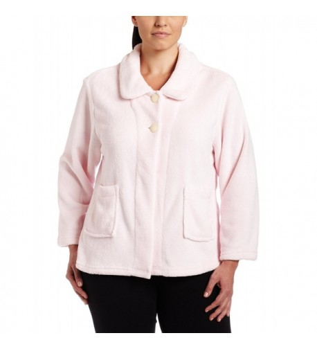 Casual Moments Womens Plus Size Jacket