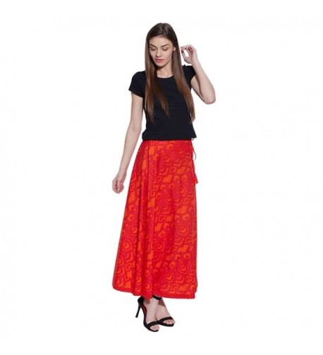 Shalinindia Printed Pleated Dresses Clothing