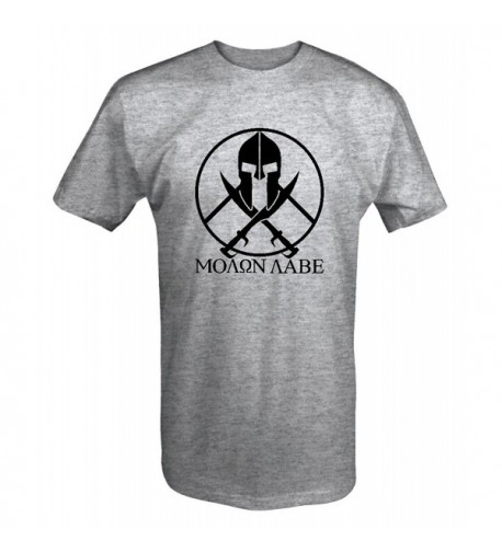 Molon Labe Spartan Rights Shirt