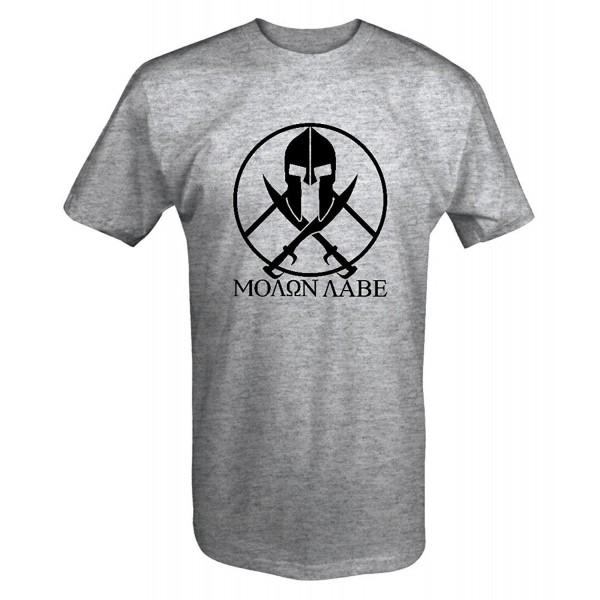 Molon Labe Spartan Rights Shirt
