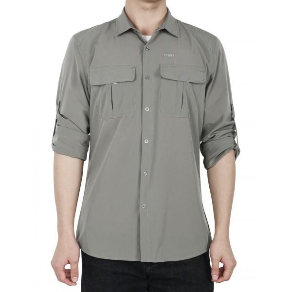 Nonwe Hiking Camping Shirts Sleeve