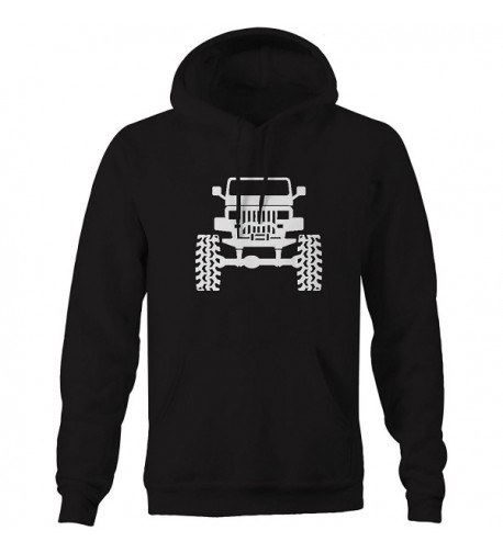 Lifted Wrangler Offroad Sweatshirt Medium
