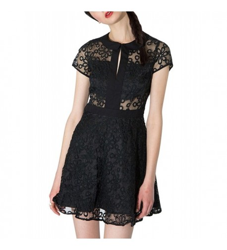 Haoduoyi Womens Vintage Cocktail Dresses