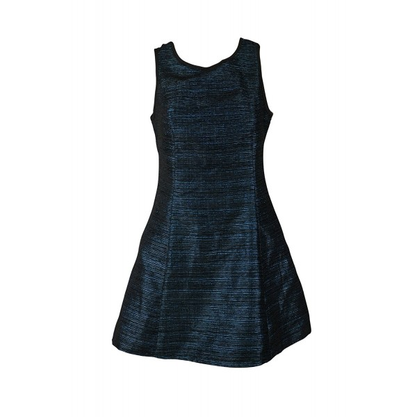 FASHION Impulse Womens Lurex Sleeveless