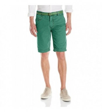 Jet Lag Front Short Green