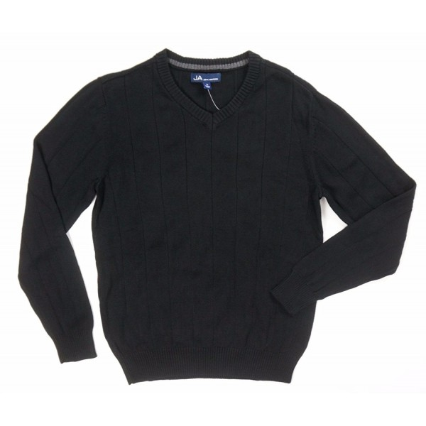 John Ashford Sleeves Pullover Sweater