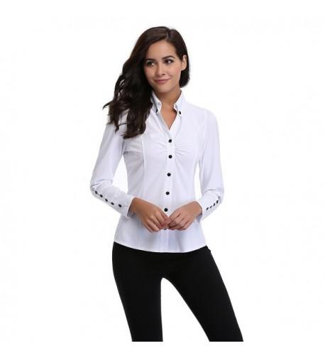 553b0c988a7e7 Women s Jaylin Long Sleeve Off Shoulder Blouse - Black Bird Print ...