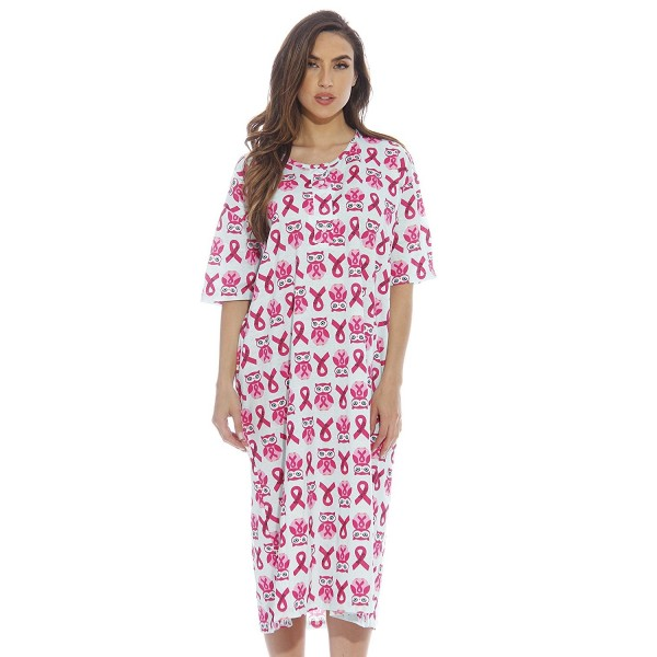 93d7197140 Dreamcrest Short Sleeve Nightgown Sleepwear. . Dreamcrest Short Sleeve  Nightgown Sleepwear. Popular Women s Nightgowns