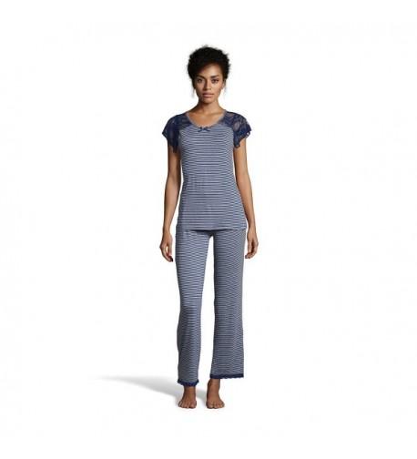 3ab78712f72 Womens Satin Pajamas Half Sleeve Shirt and Pants Sleepwear Button ...