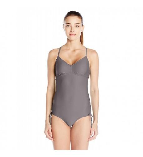 prAna Womens Moorea Swimsuit Moonrock