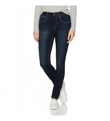 Angels Jeans Womens Push Skinny