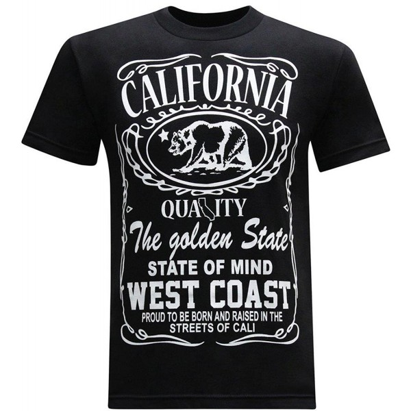 California Republic Coast T Shirt Medium