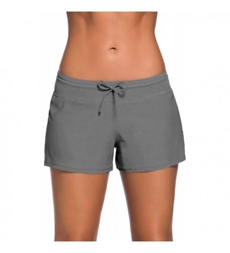 EnlaChic Swimsuit Tankini Bottom Shorts