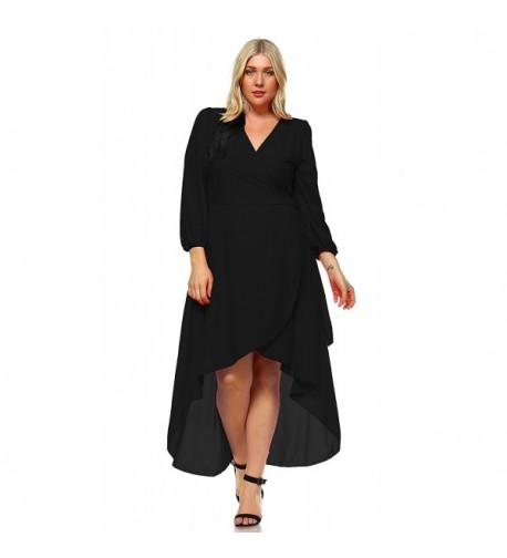 Zoozie Womens Dress Sleeve Black